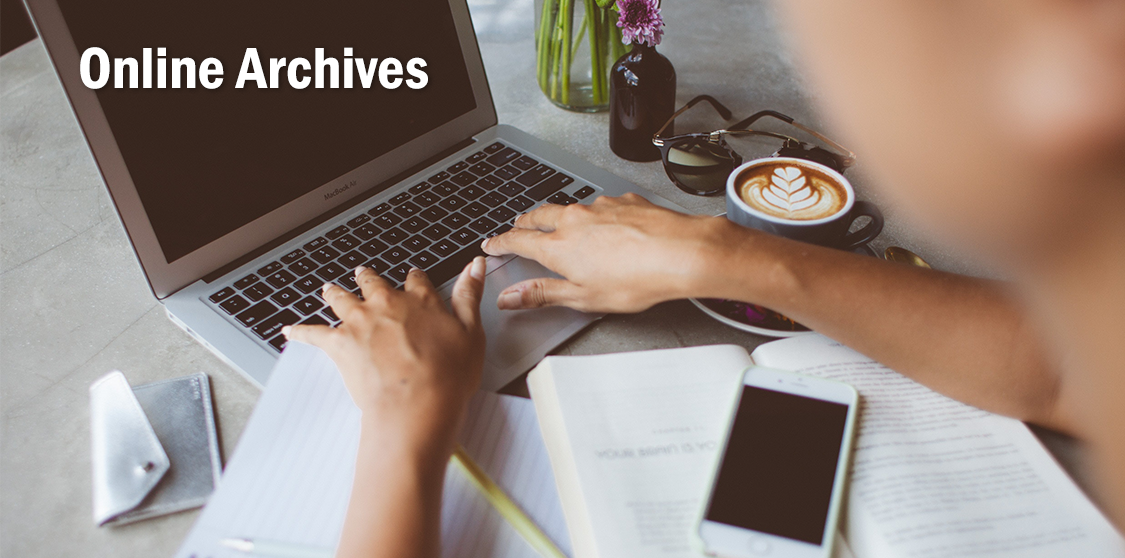 Access the Online Training Archives